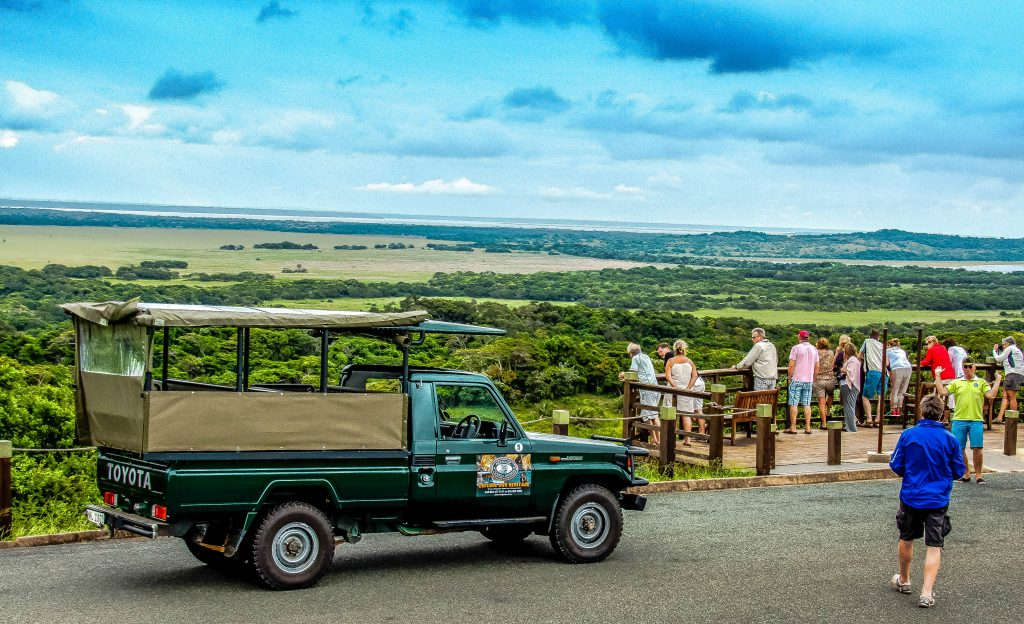 isimangaliso wetland park full day safari tour to cape vidal south africa