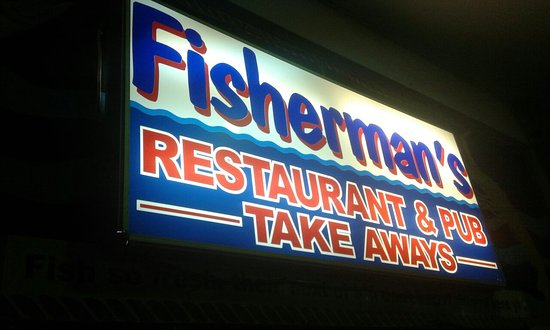 st lucia south africa fishermans resaturant and pub