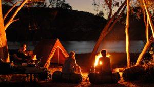 camping cape vidal