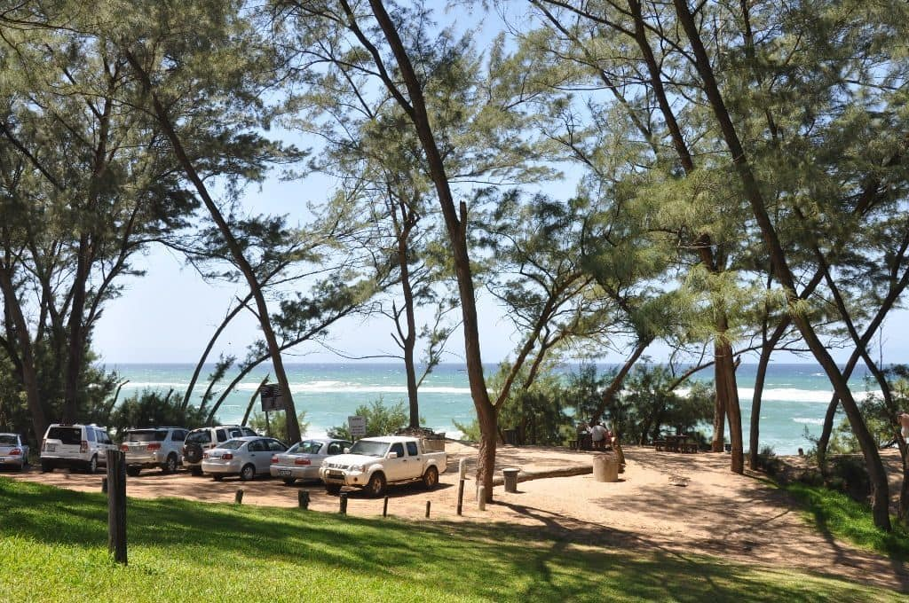 picnic areas with some incredible views