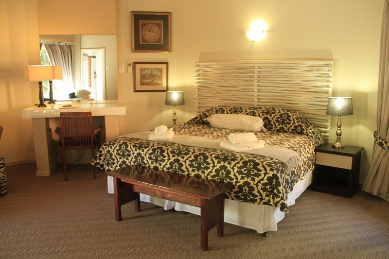 Lidiko Lodge st lucia room