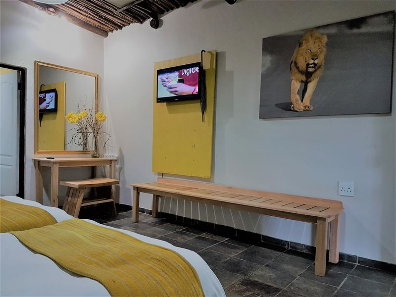 umlilo lodge accommodation st lucia