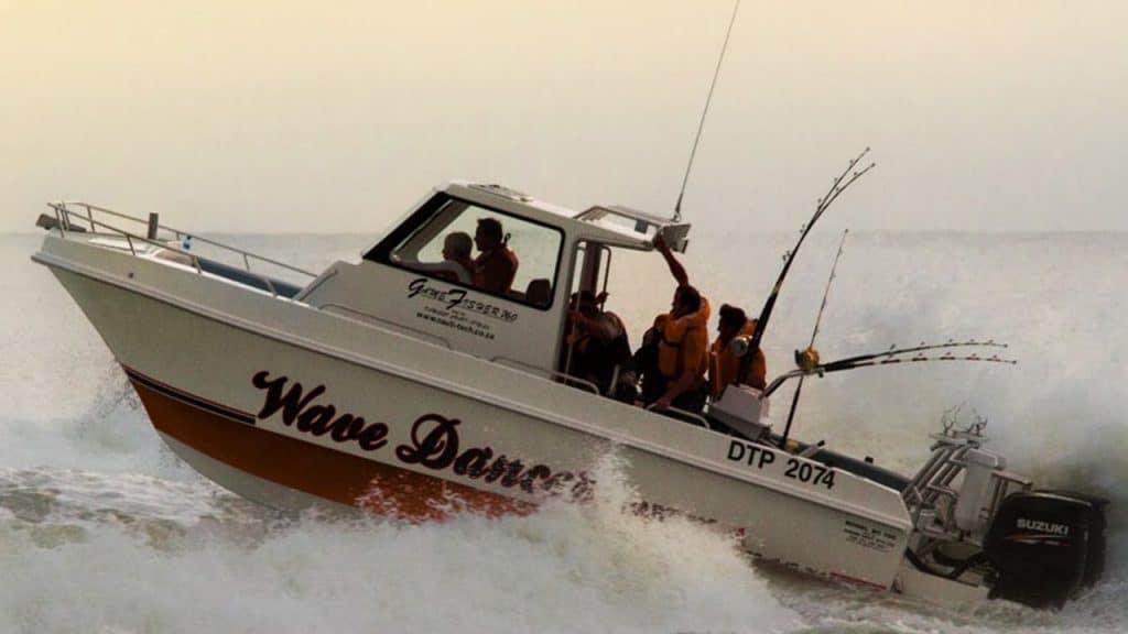 charter fishing st lucia kwazulu natal list