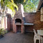 bbq area at flamboyant holiday flats