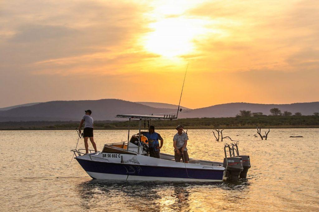 Jozini Tiger Fishing