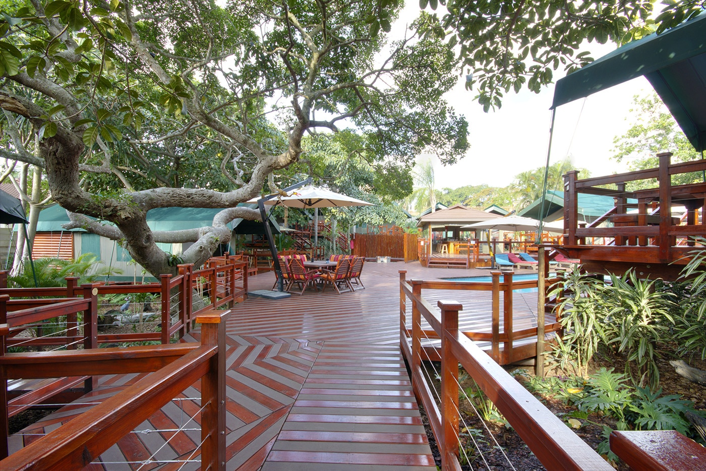 Urban Glamping St Lucia