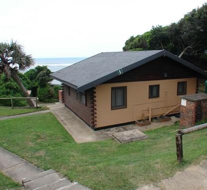Maphelane Log Cabins