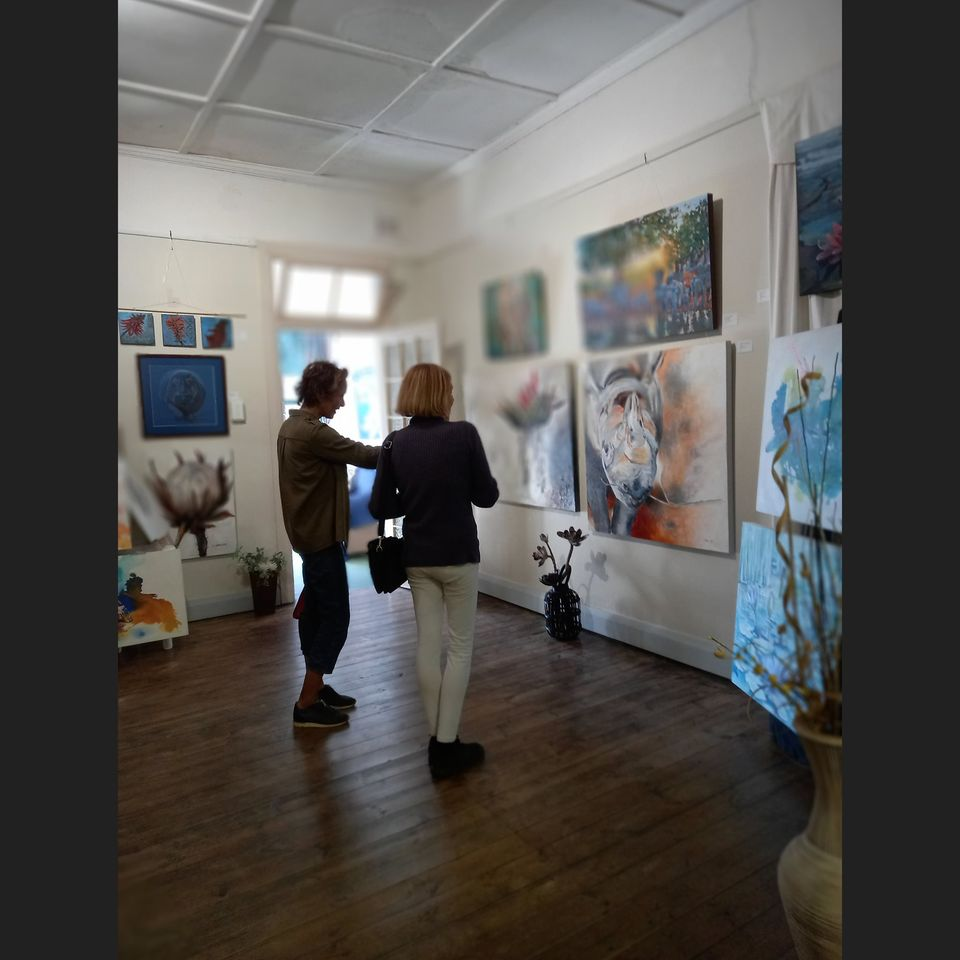 the st lucia gallery
